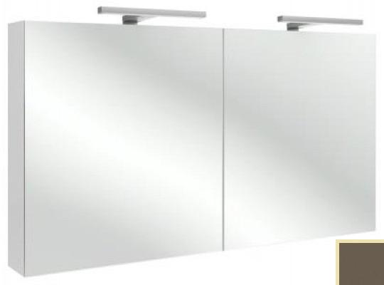 Зеркальный шкаф Jacob Delafon Rythmik арт. EB798-G80 цвет Светло- коричневый
