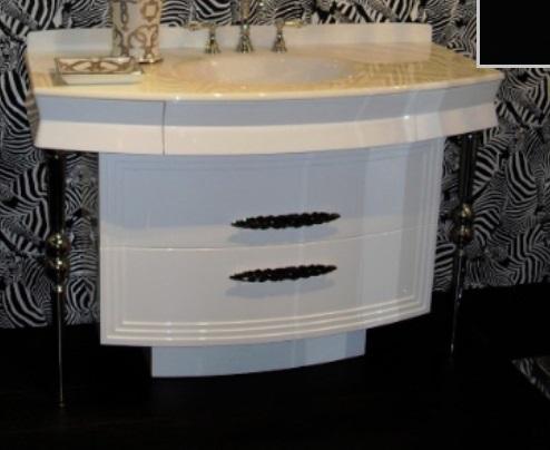 Комплект мебели Eurodesign Fashion Композиция № 1, Nero Lucido/Черный окрашеный