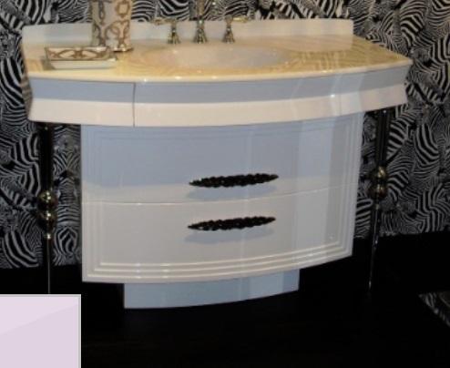 Комплект мебели Eurodesign Fashion Композиция № 1, Lilla Lucido/Лиловый окрашеный