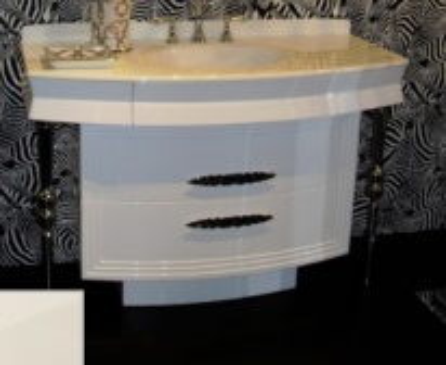 Комплект мебели Eurodesign Fashion Композиция № 1, Avorio Perlato/Аворио жемчужный