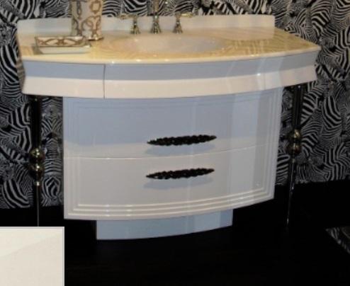 Комплект мебели Eurodesign Fashion Композиция № 1, Tortora Perlato Lucido/Тортора перламутровый глянцевый