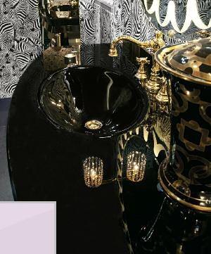 Комплект мебели Eurodesign Fashion Композиция № 3, Lilla Lucido/Лиловый окрашеный