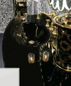 Комплект мебели Eurodesign Fashion Композиция № 3, Grigio Lux Lucido/Серый глянцевый
