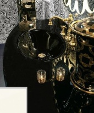 Комплект мебели Eurodesign Fashion Композиция № 3, Avorio Perlato/Аворио жемчужный