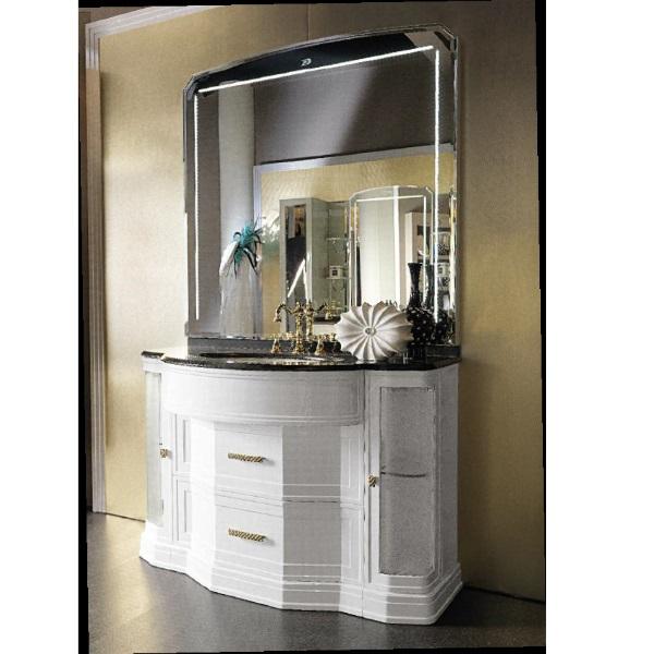 Комплект мебели Eurodesign Hermitage Композиция № 1, Bianco Lucido/Белый глянцевый