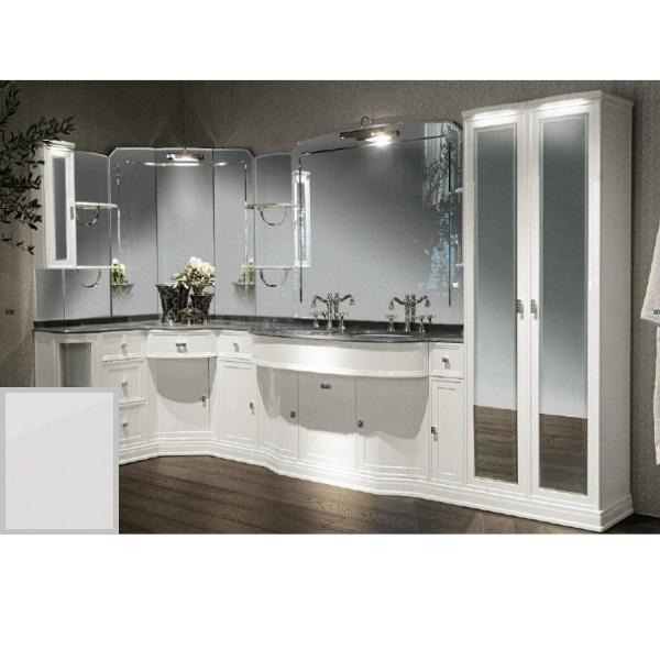 Комплект мебели Eurodesign Hermitage Композиция № 3, Grigio Lux Lucido/Серый глянцевый