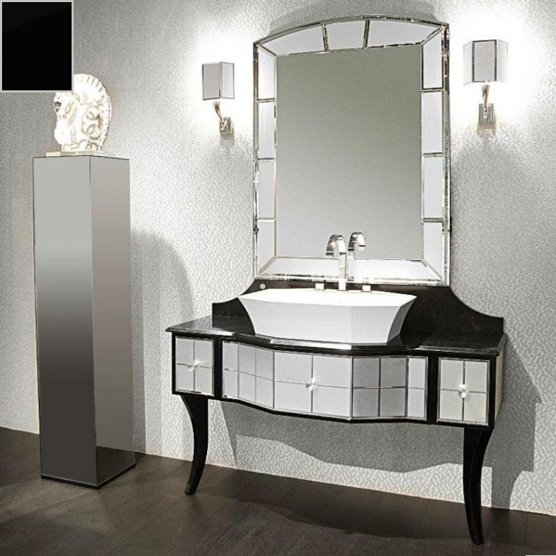 Комплект мебели Eurodesign Hermitage Fly Композиция № 5, Nero Lucido/Черный окрашеный