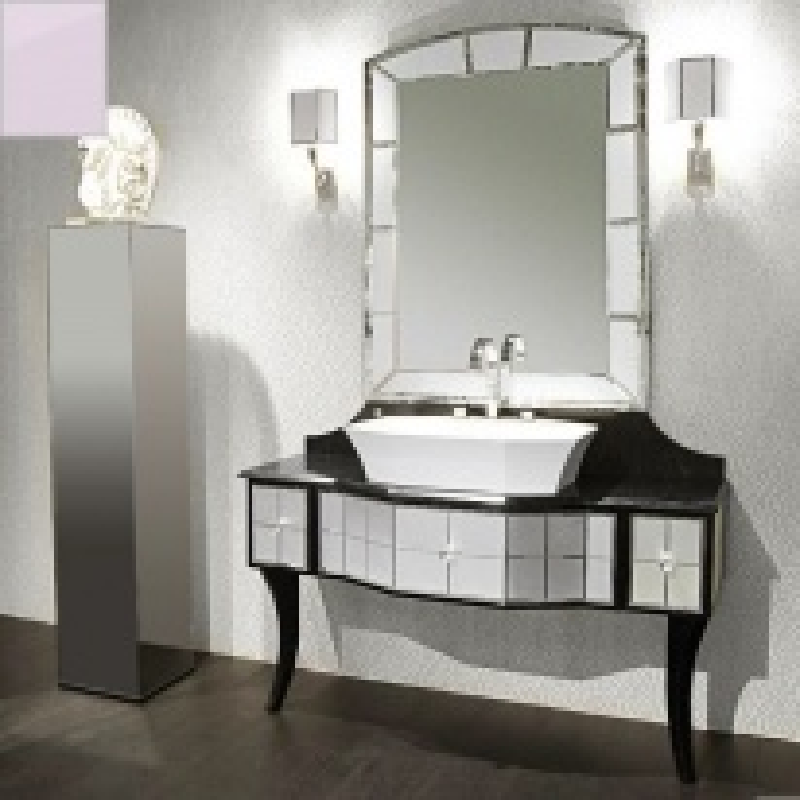Комплект мебели Eurodesign Hermitage Fly Композиция № 5, Lilla Lucido/Лиловый окрашеный