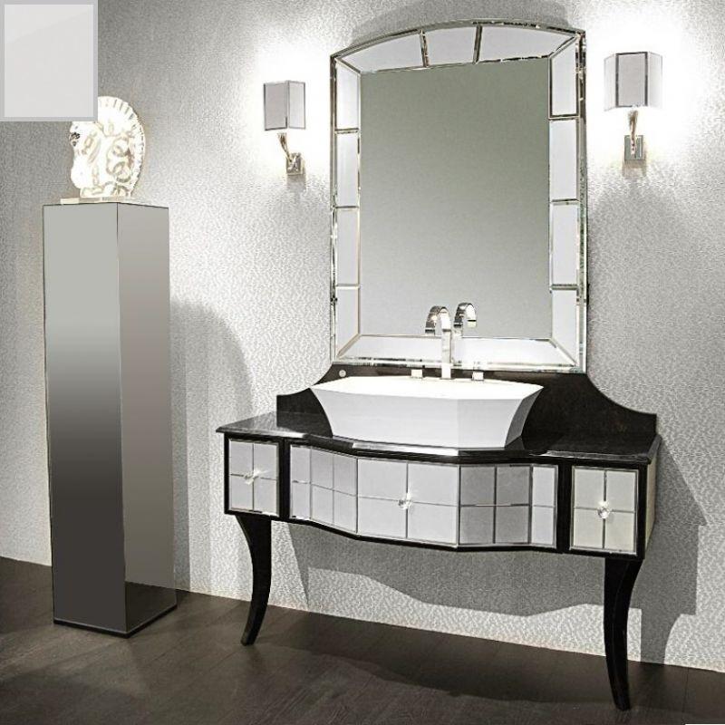 Комплект мебели Eurodesign Hermitage Fly Композиция № 5, Grigio Lux Lucido/Серый глянцевый