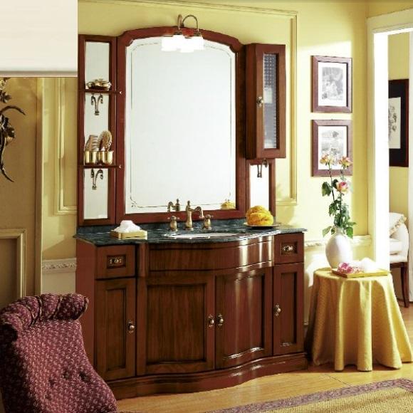 Комплект мебели Eurodesign IL Borgo Композиция № 12, Avorio patiano/айвори