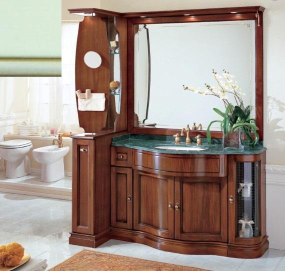 Комплект мебели Eurodesign IL Borgo Композиция № 7, Verde Acqua/Верде аква