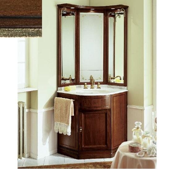 Комплект мебели Eurodesign IL Borgo Композиция № 9, Noce Gold/орех с золотом