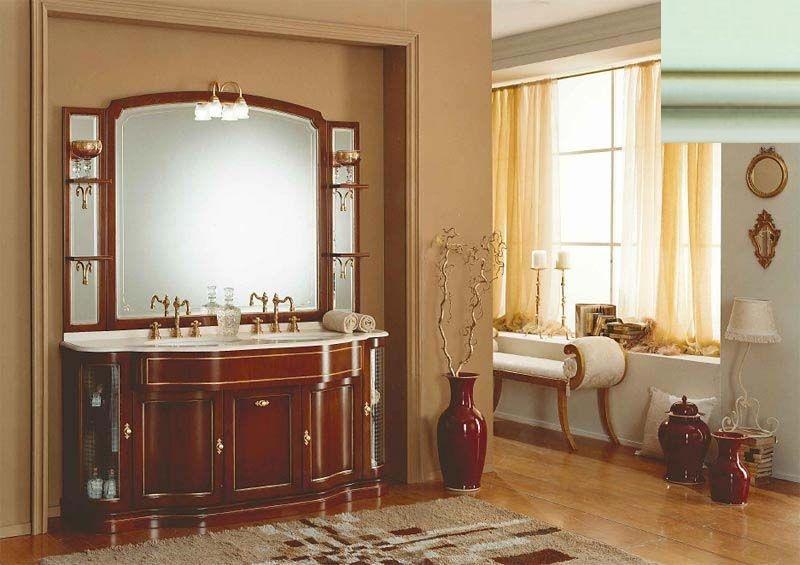 Комплект мебели Eurodesign IL Borgo Композиция № 6, Verde Acqua/Верде аква