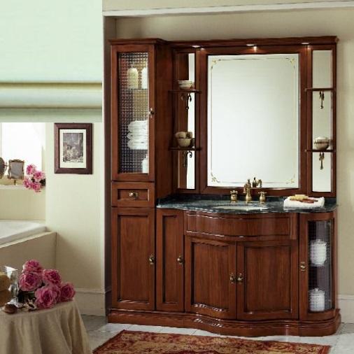 Комплект мебели Eurodesign IL Borgo Композиция № 11, Verde Acqua/Верде аква
