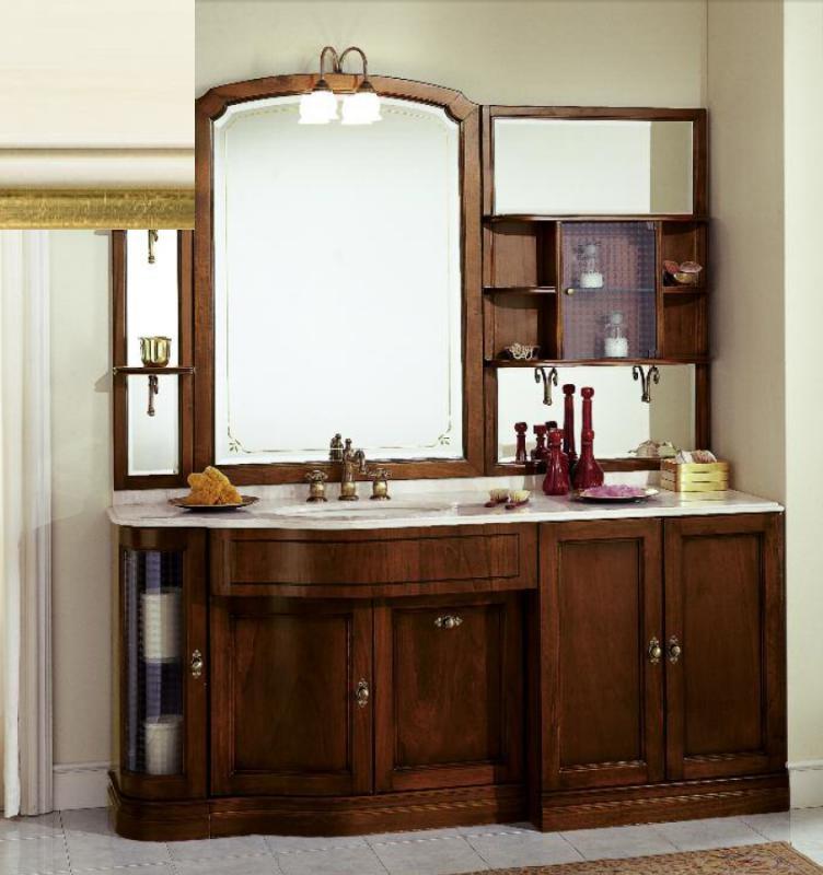 Тумба для стиральной машины Eurodesign IL Borgo арт. BLV-70, Avorio gold patiano/айвори c золотом