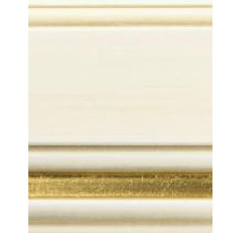 Ножки для навесных тумб Eurodesign IL Borgo арт. BGT-42, Avorio gold patiano/айвори c золотом