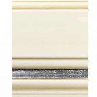 Ножки для навесных тумб Eurodesign IL Borgo арт. BGT-42, Avorio silver patiano/айвори с серебром