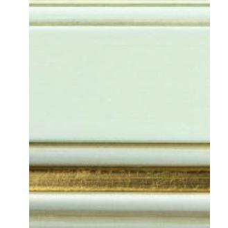 Ножки для навесных тумб Eurodesign IL Borgo арт. BGT-42, Verde Acqua Gold/Верде аква с золотом