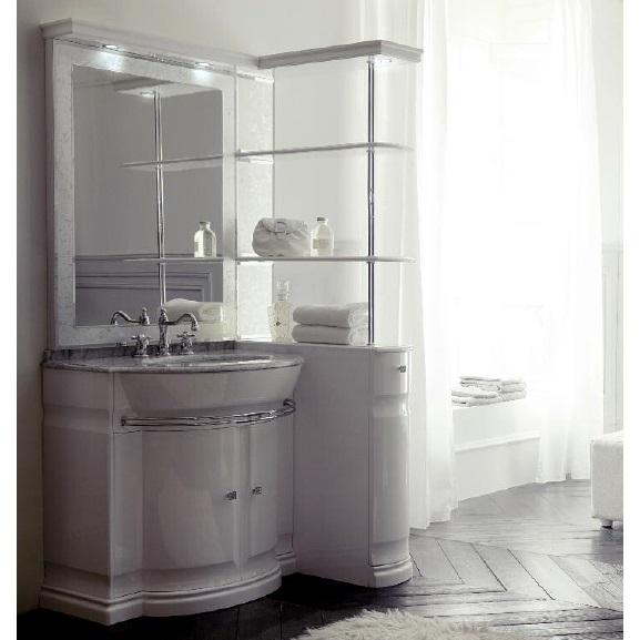 Комплект мебели Eurodesign Luxury Композиция № 13, Bianco Lucido/Белый глянцевый