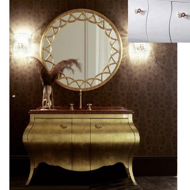 Комплект мебели Eurodesign Prestige Композиция № 1, Bianco Lucido/Белый окрашеный