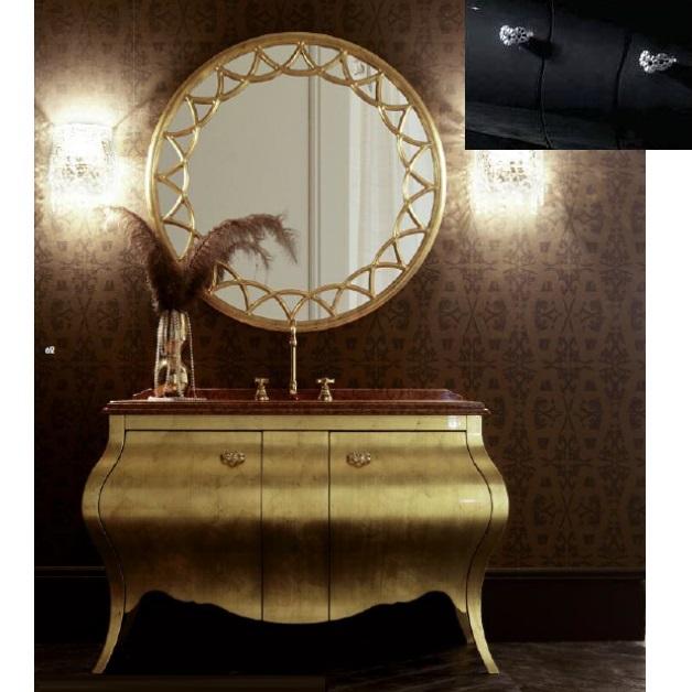 Комплект мебели Eurodesign Prestige Композиция № 1, Nero Lucido/Черный окрашеный