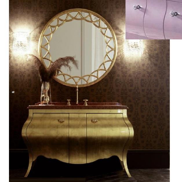 Комплект мебели Eurodesign Prestige Композиция № 1, Lilla Lucido/Лиловый окрашеный