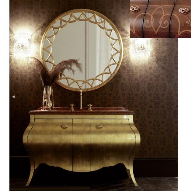 Комплект мебели Eurodesign Prestige Композиция № 1, Noce Intarsiato/Орех инкрустированный