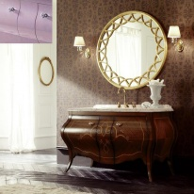 Комплект мебели Eurodesign Prestige Композиция № 2, Lilla Lucido/Лиловый окрашеный