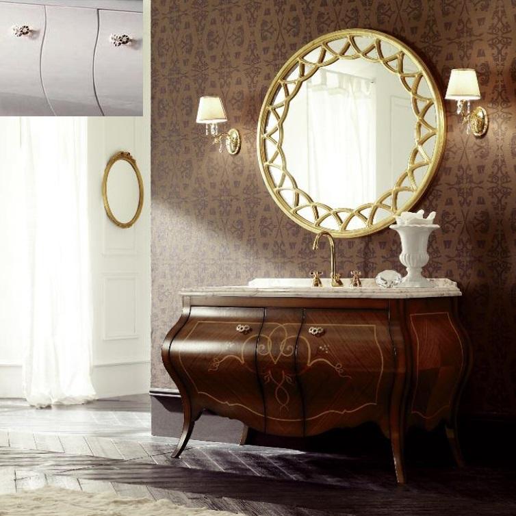 Комплект мебели Eurodesign Prestige Композиция № 2, Avorio Perlato/Аворио жемчужный