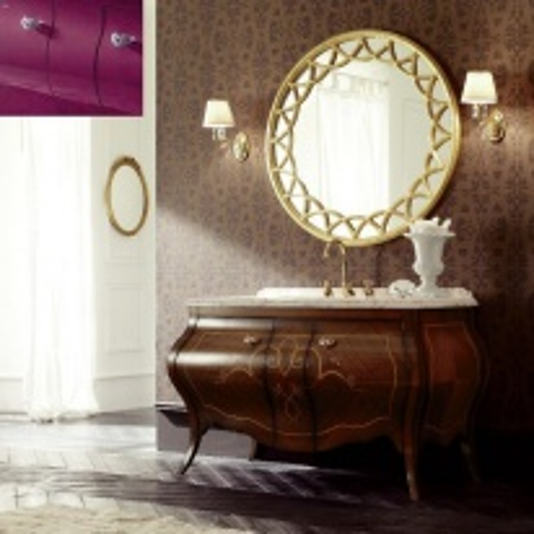 Комплект мебели Eurodesign Prestige Композиция № 2, Prugna Lucido/Сливовый глянцевый