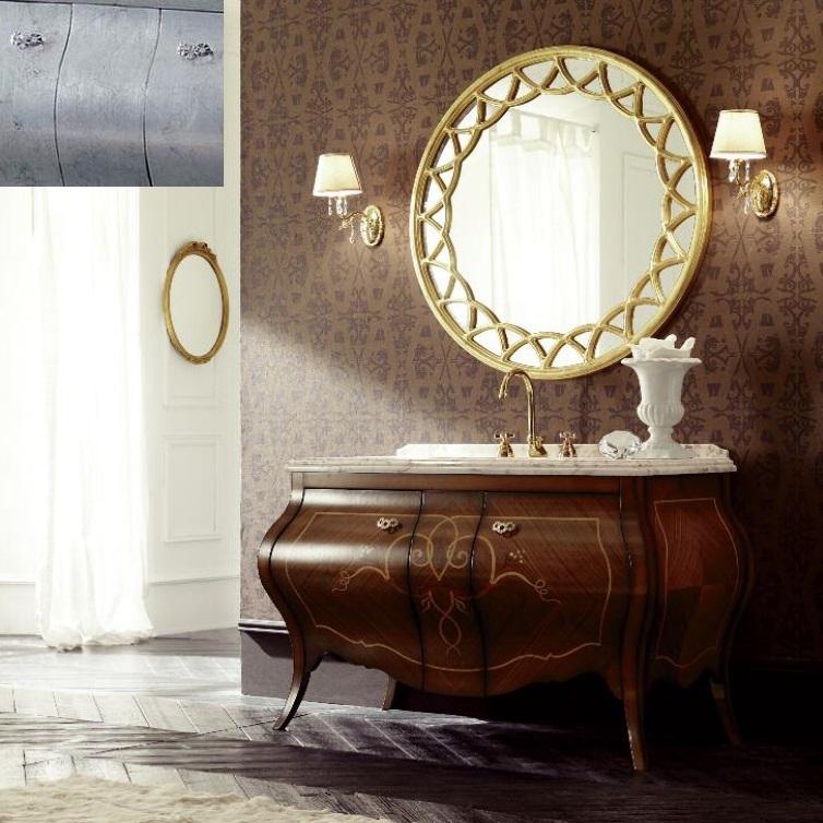 Комплект мебели Eurodesign Prestige Композиция № 2, Argento/Серебро