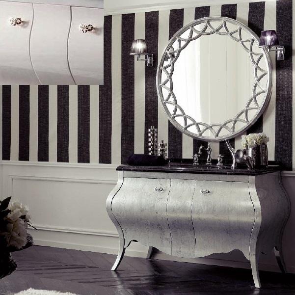 Комплект мебели Eurodesign Prestige Композиция № 3, Avorio Perlato/Аворио жемчужный
