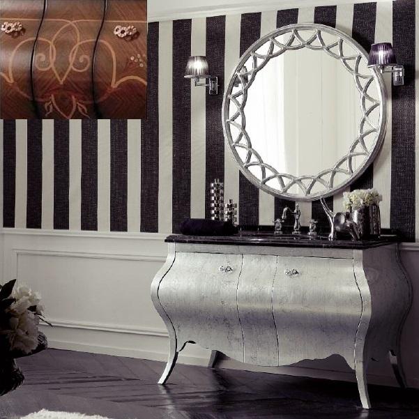 Комплект мебели Eurodesign Prestige Композиция № 3, Noce Intarsiato/Орех инкрустированный