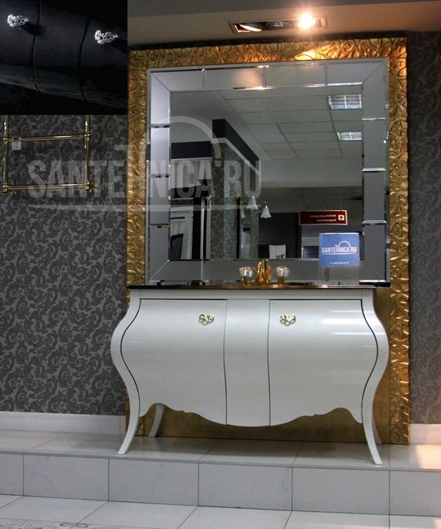 Комплект мебели Eurodesign Prestige Композиция № 4, Nero Lucido/Черный окрашеный