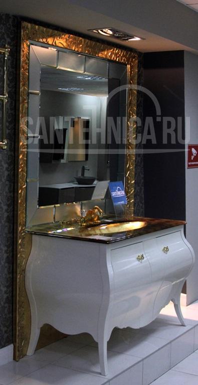Комплект мебели Eurodesign Prestige Композиция № 4, Tortora Perlato Lucido/Темно-серый пераламутровый глянец