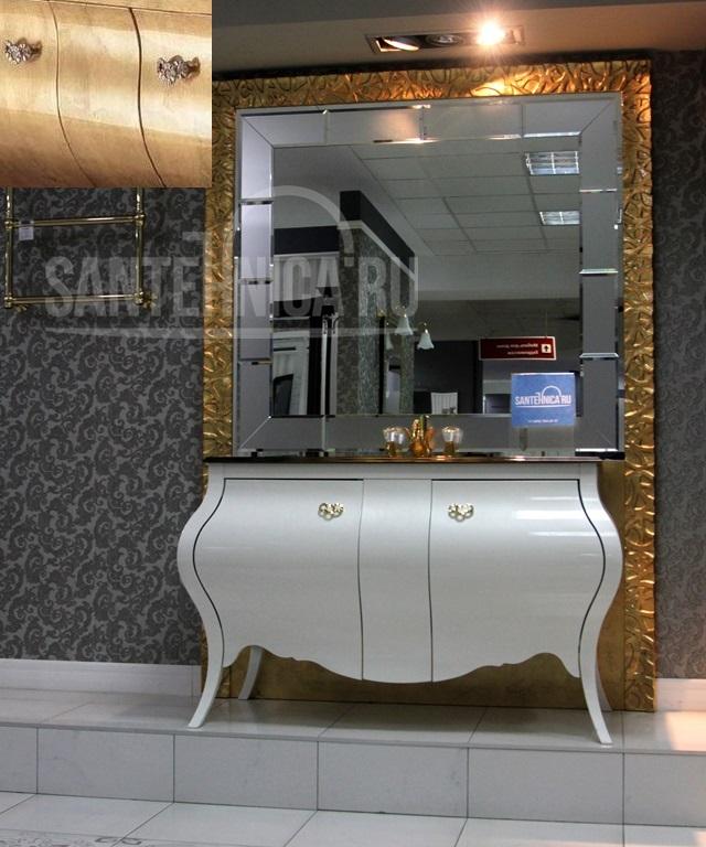 Комплект мебели Eurodesign Prestige Композиция № 4, Oro/Золото