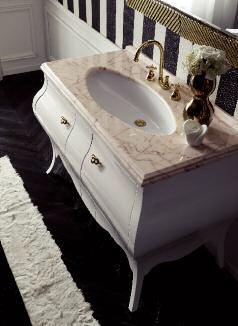 Комплект мебели Eurodesign Prestige Композиция № 5, Avorio Perlato/Аворио жемчужный