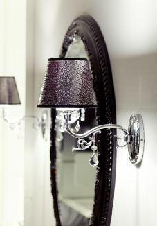 Комплект мебели Eurodesign Prestige Композиция № 6/B, Tortora Perlato Lucido/Темно-серый пераламутровый глянец