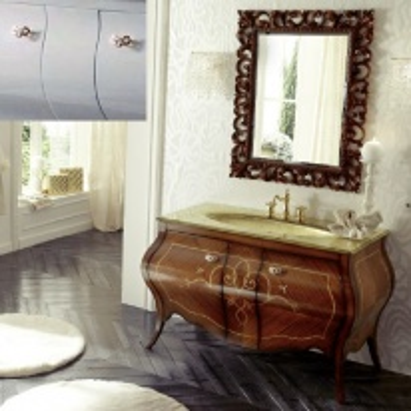 Комплект мебели Eurodesign Prestige Композиция № 7, Grigio Lux Lucido/Серый глянцевый