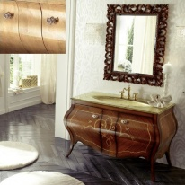 Комплект мебели Eurodesign Prestige Композиция № 7, Oro/Золото
