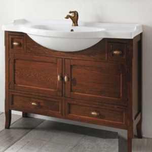 Комплект мебели для ванной Eban Arianna 105 FBSAR105-N noce*6, орех