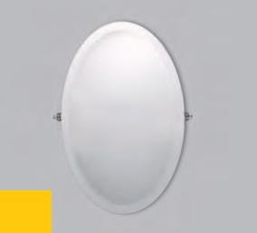 Зеркало Devon&Devon Beauty DEBEAUTYOT, светлое золото
