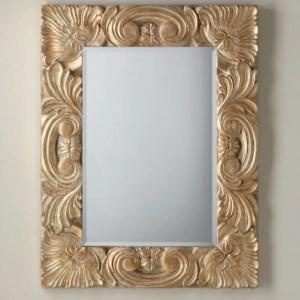Зеркало Devon&Devon Golden Bloom DKGOLDBL, золото