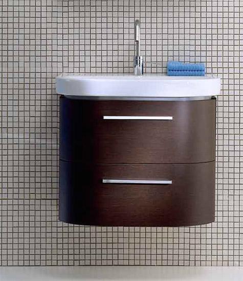 Тумба для раковины Berloni Bagno Day DY BS04/405 венге