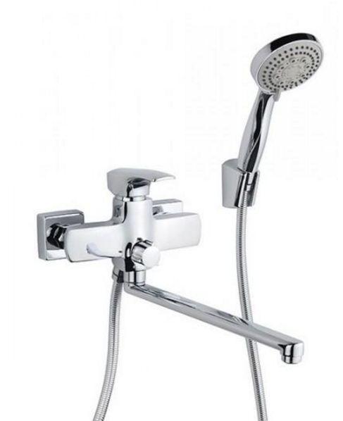 Смеситель Paini Angel ANCR112P20 для ванны и душа с душевым гарнитуром