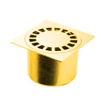 Трап душевой Migliore Bangkok ML.RIC-10.104DO, золото