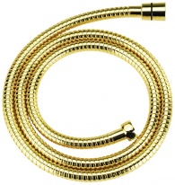 "Шланг для душа Migliore Ricambi арт. ML.RIC-30.200.DO, золото, 200 см, 1/2""х3/8"""
