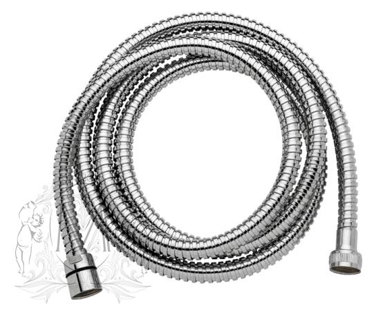 "Шланг для душа Migliore Ricambi арт. ML.RIC-30.150.CR, 1500 мм, хром, 1/2""х1/2"""