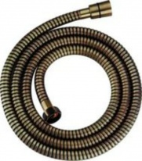 "Шланг для душа Migliore Ricambi арт. ML.RIC-30.150.BR, 1500 мм, бронза, 1/2""х1/2"""