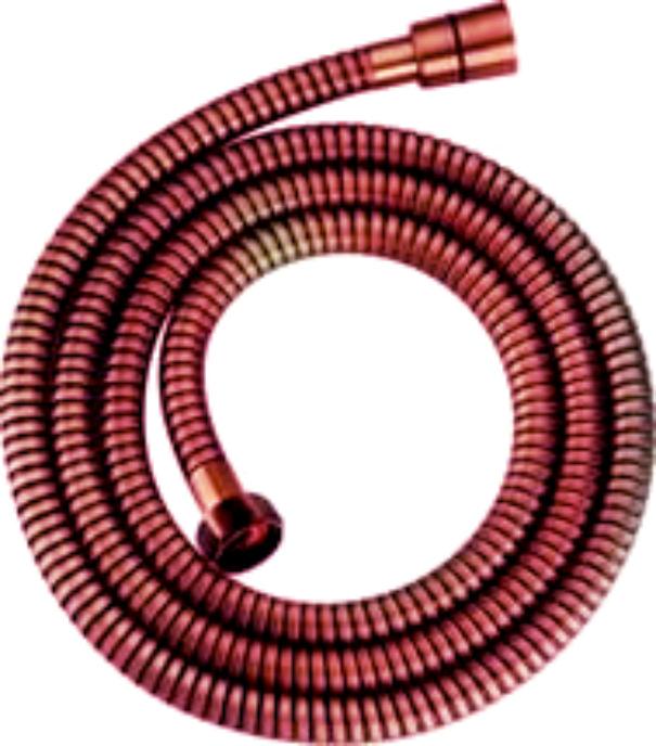 "Шланг для душа Migliore арт. ML.RIC-30.150.RA, 1500 мм, медь, 1/2""х1/2"""
